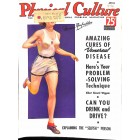Physical Culture, April 1936