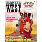 Cover Print of Pioneer West, March 1969