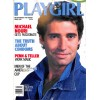 Cover Print of Playgirl, April 1987