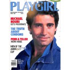 Playgirl, April 1987