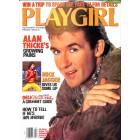 Playgirl, February 1987
