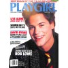 Cover Print of Playgirl, January 1987