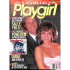 Cover Print of Playgirl, March 1986
