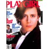 Cover Print of Playgirl, March 1987