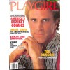 Cover Print of Playgirl, November 1986