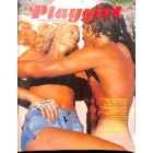 Cover Print of Playgirl, October 1973