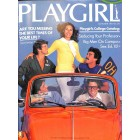 Cover Print of Playgirl, October 1977