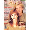 Cover Print of Playgirl, October 1980