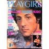 Cover Print of Playgirl, October 1986