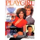 Playgirl, November 1985