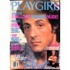 Playgirl, October 1986