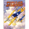 Cover Print of Popular Aviation, August 1935
