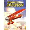 Cover Print of Popular Aviation, January 1936