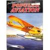 Cover Print of Popular Aviation, June 1937