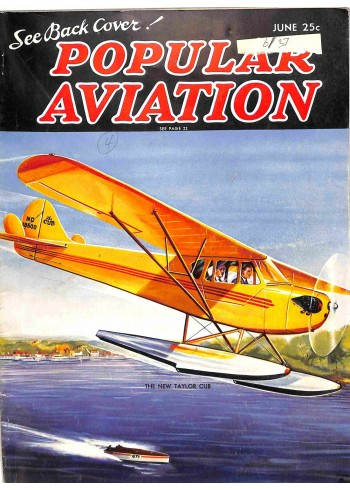 Popular Aviation, June 1937