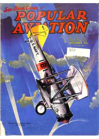 Popular Aviation, September 1935