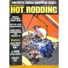 Popular Hot Rodding, August 1972