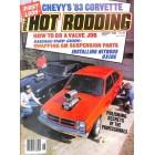 Popular Hot Rodding, August 1982