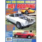 Popular Hot Rodding, July 1981