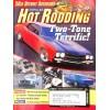 Cover Print of Popular Hot Rodding, June 2002