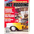 Popular Hot Rodding, April 1984