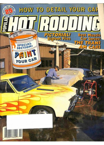 Popular Hot Rodding, April 1987