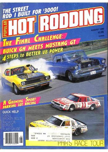 Popular Hot Rodding, August 1986