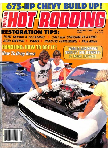Popular Hot Rodding, January 1983