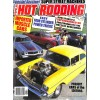 Popular Hot Rodding, June 1983