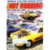 Popular Hot Rodding, November 1985