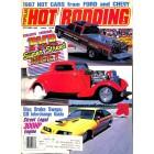 Popular Hot Rodding, October 1986