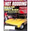 Popular Hot Rodding, October 1995