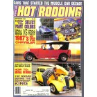 Popular Hot Rodding, September 1986