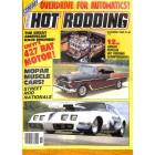 Cover Print of Popular Hot Rodding, November 1980
