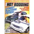 Popular Hot Rodding, October 1980