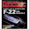 Cover Print of Popular Mechanics, November 2001