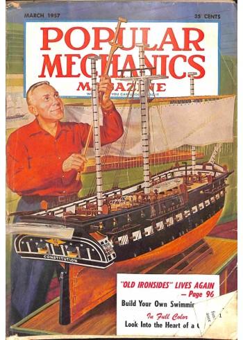 Popular Mechanics, March 1957