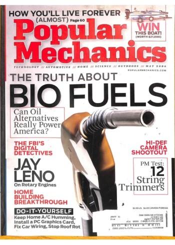 Cover Print of Popular Mechanics, May 2006
