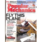 Popular Mechanics, November 2005