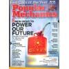 Cover Print of Popular Mechanics, October 2005