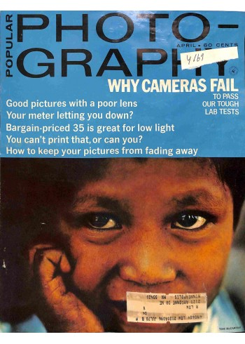Cover Print of Popular Photography, April 1969