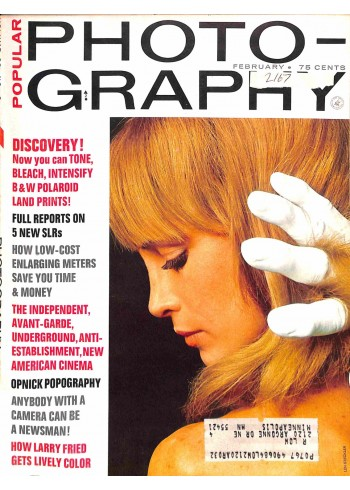 Popular Photography, February 1967