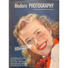 Cover Print of Popular Photography, October 1949