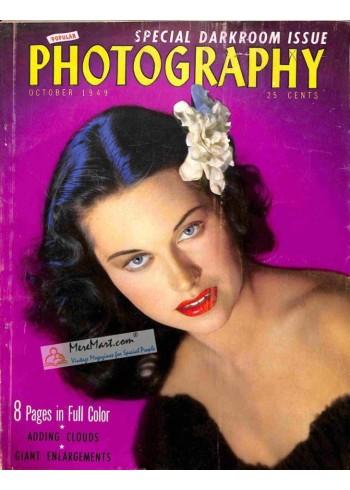 Popular Photography, October 1949