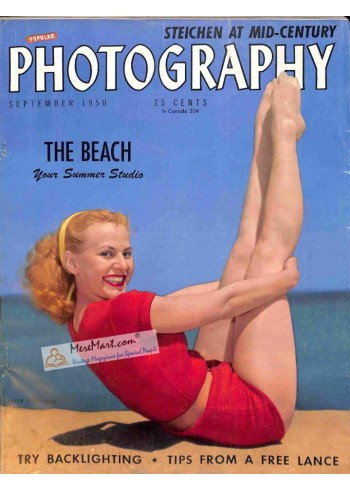 Popular Photography, September 1950