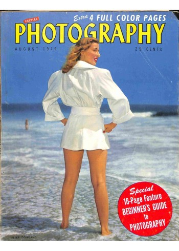 Popular Photography, August 1949