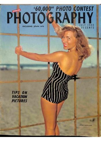 Popular Photography, July 1948