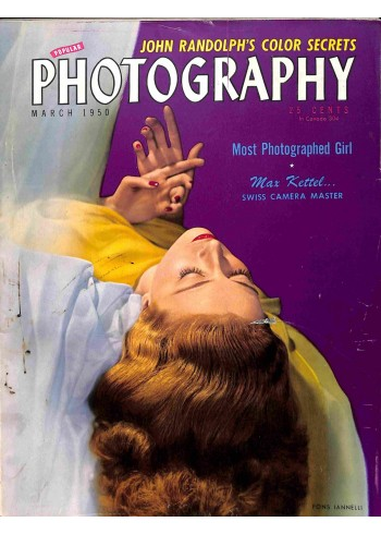 Popular Photography, March 1920