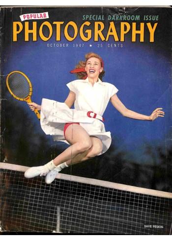 Popular Photography, October 1947