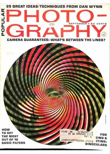 Popular Photography, September 1966